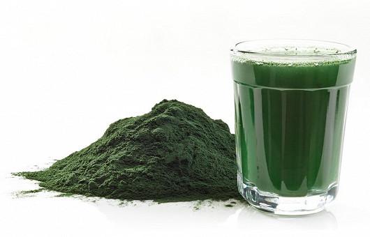 100% přírodní řasa spirulina
