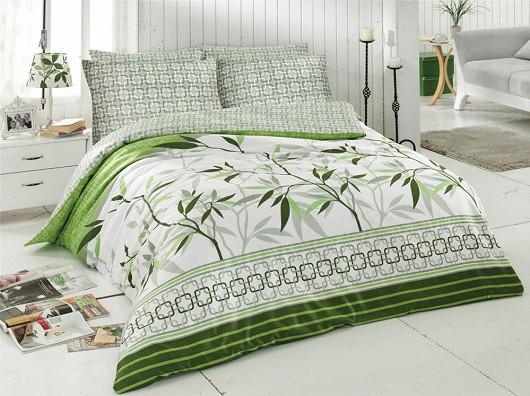Barva pohody, klidu a relaxace? Zelená!