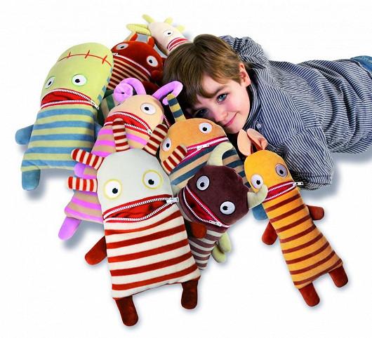 Strachojedlík - hračka a chytrá terapeutická pomůcka zároveň!