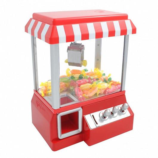 Vraťte se do dětských let a užijte si slaďoučké bonbónky ze stylového automatu!