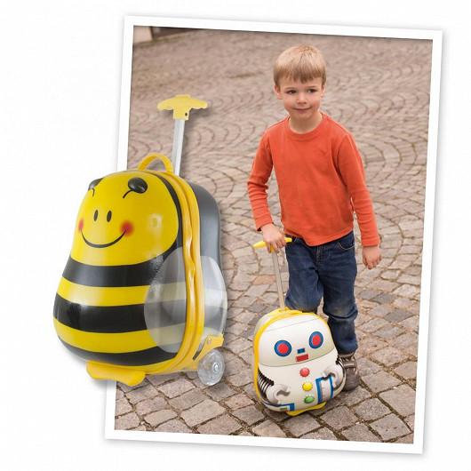 Kufřík včelka a robot