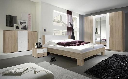 Krásná a moderní kompletní ložnice nyní se slevou 35 %!