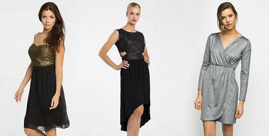 Šaty jsou základ! Na Answear.cz najdete ty nejvíc trendy modely. Inspirovat se můžete i róbami ze Zlatých glóbů