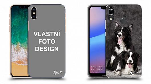 Darujte kryt na telefon s vlastním designem!