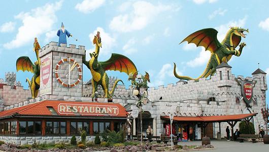 Nejen děti, ale i rodiče si v Excalibur City přijdou na své!