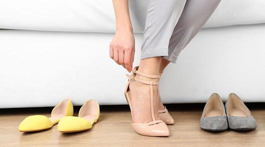 Baleríny se špičkou, balzám pro vaše nohy