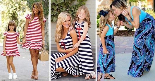 Family matching outfits - znáte? My je máme již od 269 Kč!