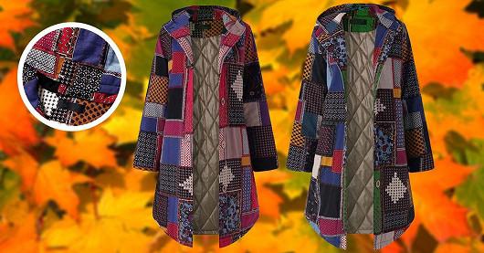 Podzimní kabátek Matiel - SLEVA 40%