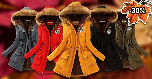 Kabát Rosabel – akční cena 750 Kč – Sleva 30 %!