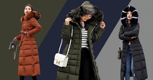 Dámský elegantní kabát Damona – SLEVA 40%