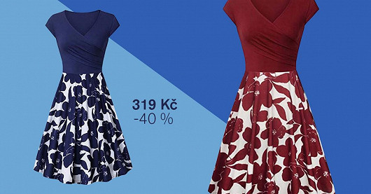 Dámské šaty Kellys – SLEVA 40 %