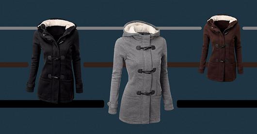 Mikinový kabátek s kapucí Sabella - SLEVA 50 %