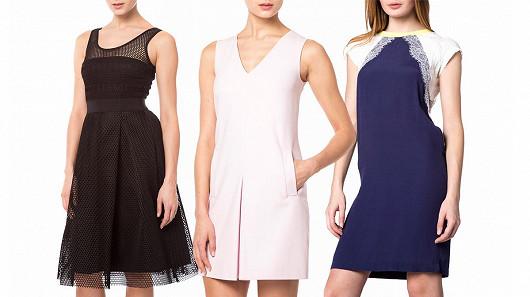Trefte se do černého správnou sukní