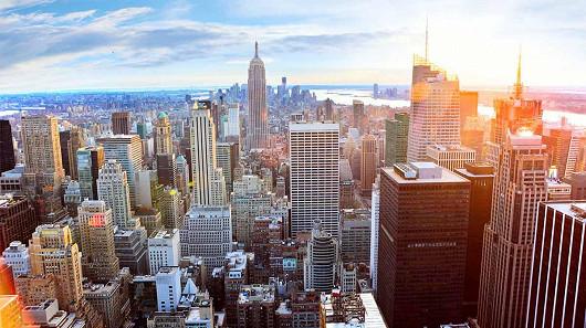 New York – pulzující metropole