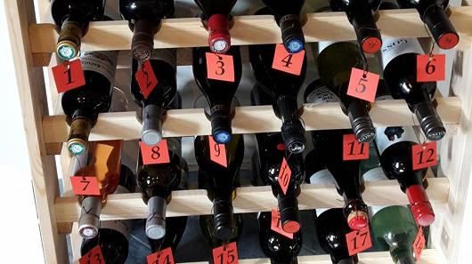 Velký adventní vinný kalendář pro milovníky vína