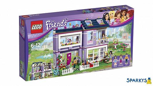 LEGO Friends 41095 Emmin dům + doprava zdarma