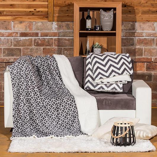 Hřejivé deky se slevou až 54 %
