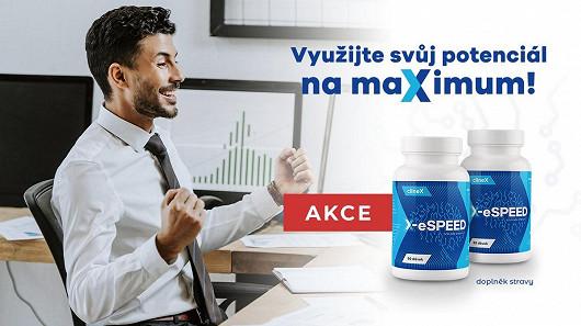 Nepropásněte zaváděcí akci X-eSpeed!