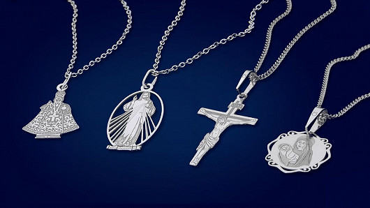 Nádherné duchovní šperky od Františka Zálabského