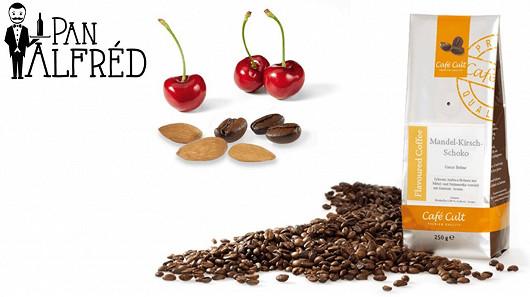 Café Cult Višně Mandle Čokoláda