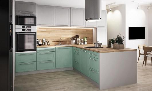 Kvalitní a moderní kuchyně Kvadro se slevami až 35 %!