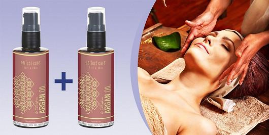 Pečující arganový olej pro krásnou pokožku i vlasy