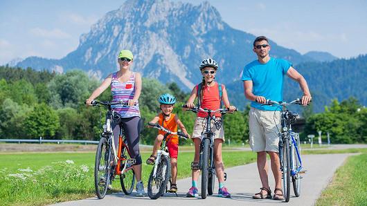 Rakousko - snadno dostupné pro každého a v létě mile překvapí