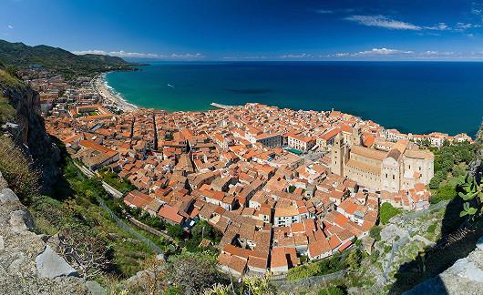 Kontrasty fascinující Sicílie - Club Eloro ***+