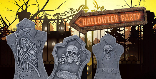 Nevíte, jak správně vyzdobit halloweenskou party? S touhle nabídkou za 750 Kč přestanete zoufat