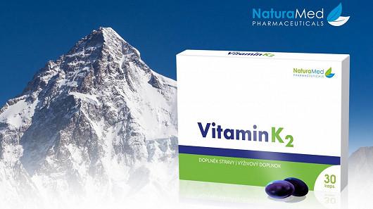 Vitamín K2 – silné kosti a zdravý krevní oběh