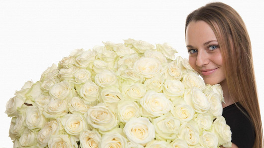 100 růží pro princeznu