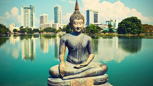Srí Lanka – tropický ráj