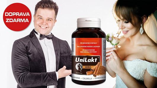 Konfekční velikost díky UniLaktu