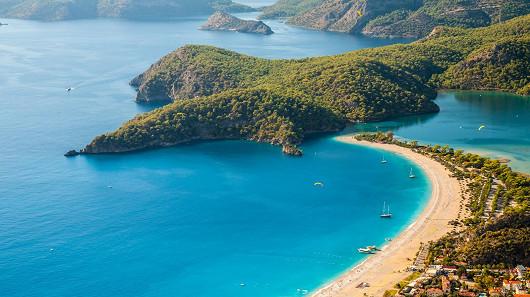 Turecko – Egejská riviéra je skrytou perlou Malé Asie