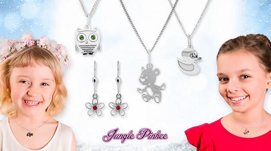 České šperky pro malé princezny
