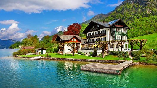 Rakousko – ráj pro rodiny s dětmi i sportovce
