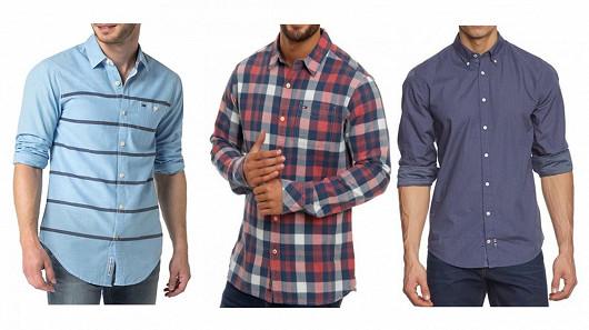 Pánové, košil není nikdy dost!