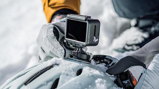 4. DJI Osmo Action: akční kamera do každého počasí
