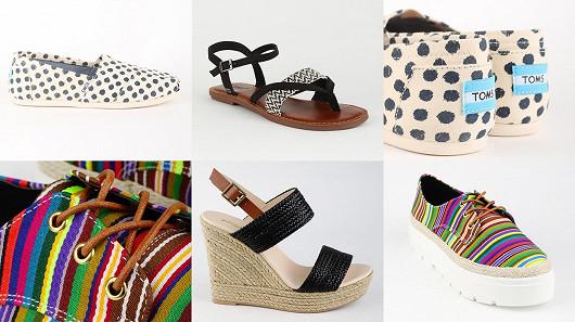 Letní boty pro každou příležitost