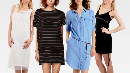 Šaty – nutnost, kterou si můžete vybrat podle svého stylu