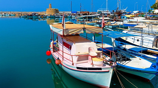 Kypr - antická historie ve stínu bujarých oslav boha vína Dionýsa