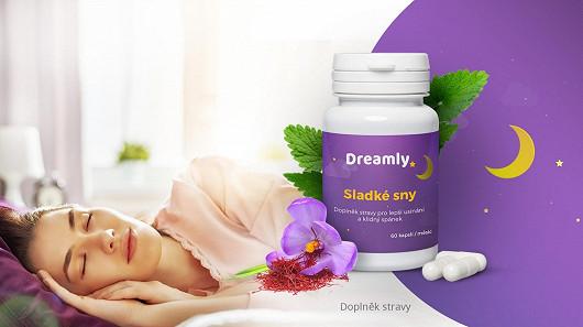 Doplněk stravy Dreamly - opravdu to funguje?