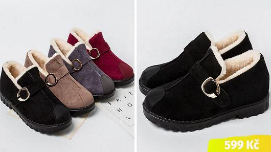 Dámské boty September