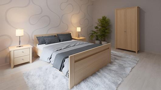 Útulná ložnice: schovejte se před světem a spokojeně lenošte