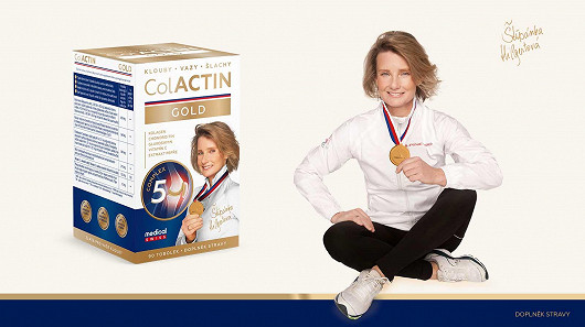 Získejte novinku ColACTIN za zaváděcí cenu!