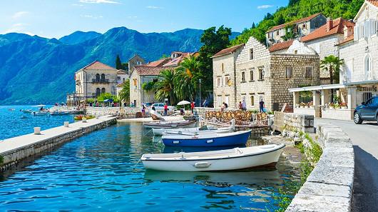 Černá Hora, perla Jadranu