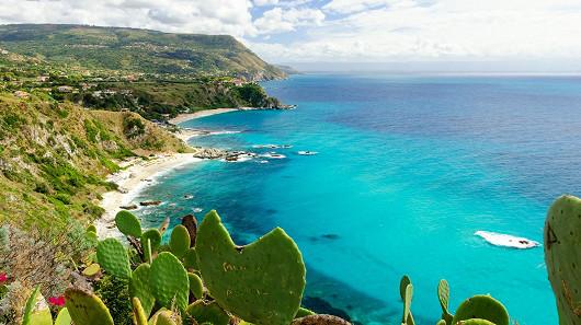 Ostrov s královnou Etnou – Sicílie