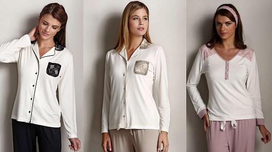 Hravý design a praktické vlastnosti = dokonalé pyžamo