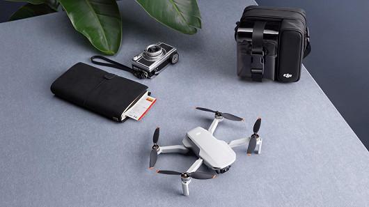 1. DJI Mini 2: nejlepší dron pro začínající piloty
