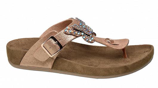 Efektní letní obutí